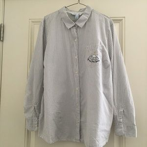 """Old Navy Classic Shirt """"Gimme Some Space"""" XXL"""